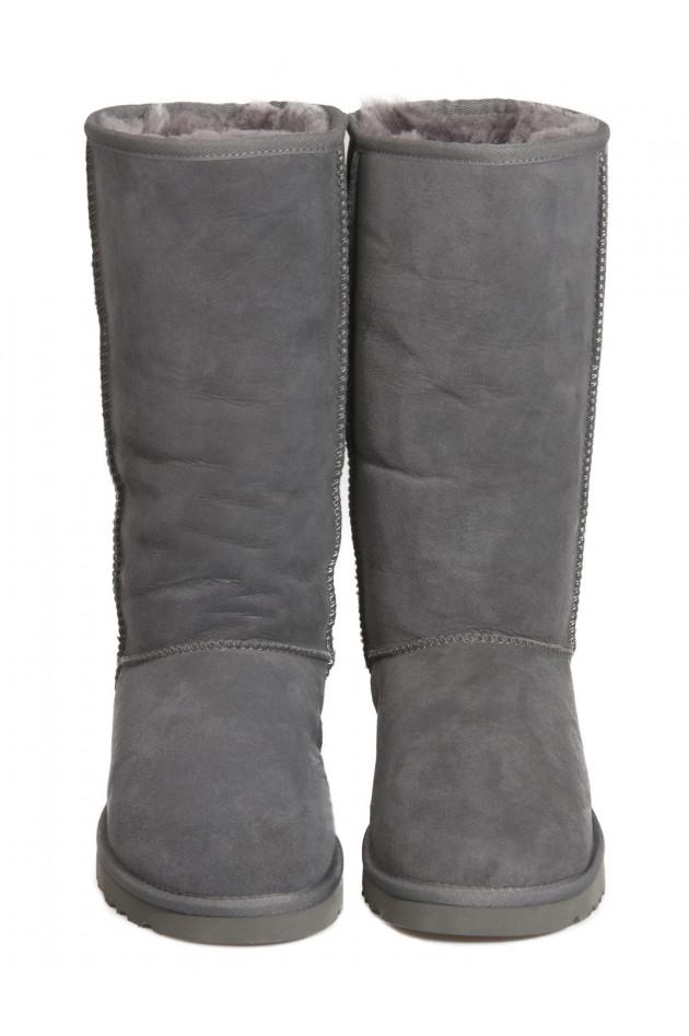 gr ner online shop ugg ugg boots classic tall grau. Black Bedroom Furniture Sets. Home Design Ideas