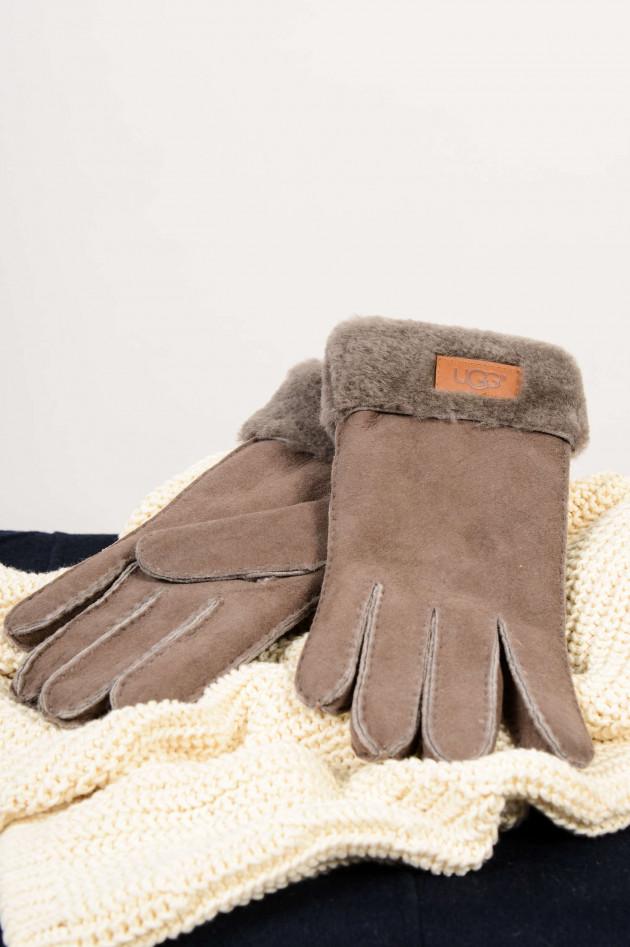 Handschuhe TURN CUFF in Grau