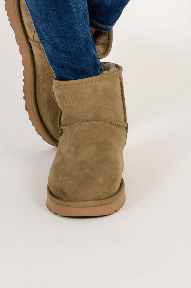 Boots CLASSIC MINI in Antilope Oliv