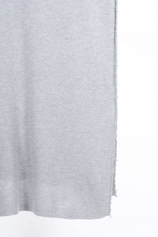 Unexpected Japan Schal aus Kaschmir und Seide in Grau