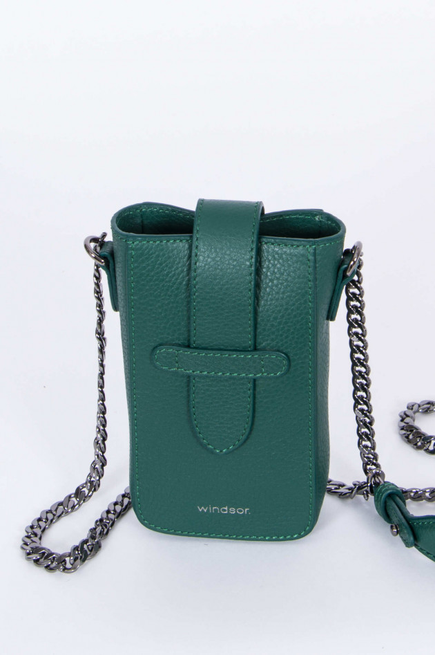 Windsor Crossbody-Bag in Grün