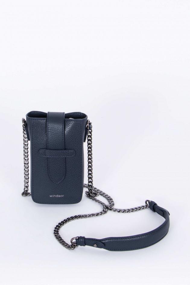 Windsor Crossbody-Bag in Navy