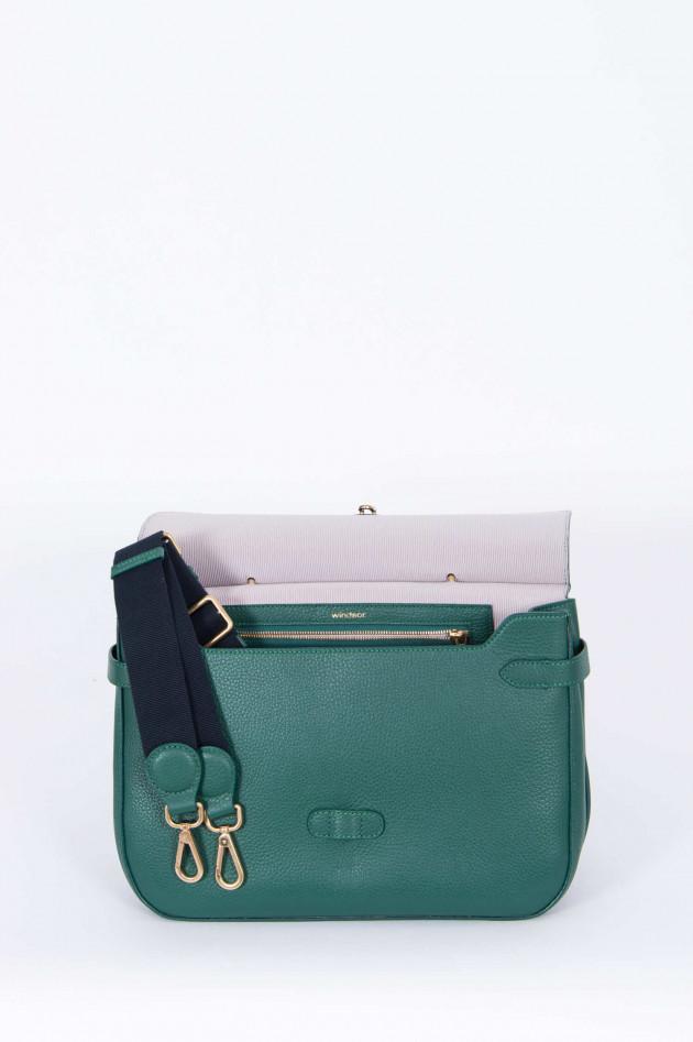 Windsor Tasche in Grün