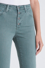 Jeans THE ISABELLE in Salbei
