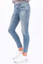 Jeans THE LEGGING ANKLE in Hellblau