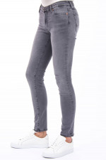 Jeans THE PRIMA in Grau
