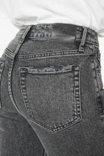 Vintage Jeans LARA mit leichtem Bootcut in Grau