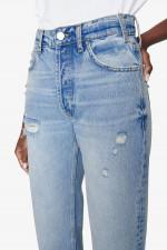 Vintage Boyfriend-Jeans GAVIN in Hellblau