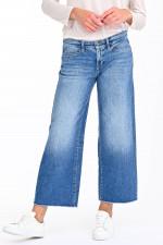Jeans-Culotte CHRISTIE in Mittelblau