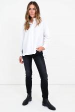 Ankle Cut Jeans PARIS in Anthrazit