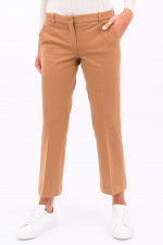Jersey-Chino in Camel