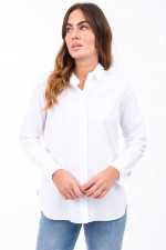 Bluse DEVIN in Weiß