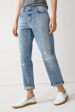 Jeans JAY INDIGO DENIM in Mittelblau