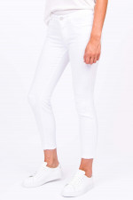 Jeans BAKER im Destroyed-Look in Weiß