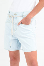 Jeans-Shorts AIRI in Hellblau