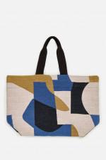 Artwork-Shopper in Multicolor