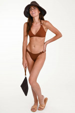Bikini FREGATE/LANDE in Cognac