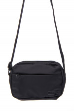 Cross-Body-Bag in Schwarz