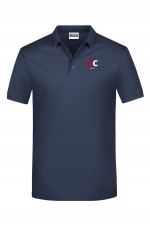 Men Poloshirt in Navy