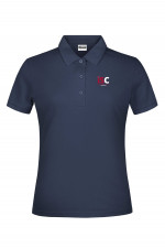 Woman Poloshirt in Navy