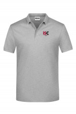 Men Poloshirt in Light Grey