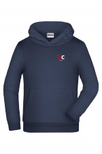 Children Hoodie in Navy