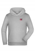 Children Hoodie in Light Grey