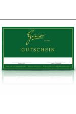 Gutschein per Post - 325 Euro