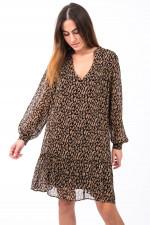 Kleid Ellena im Animal-Design