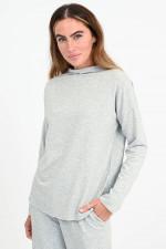 Oversized Jerseyshirt DORO in Hellgrau