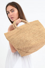 Shopper VANILLA in Natur