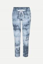 Slim Fit Sweatpants im Batik-Design