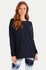 Oversized Sweatshirt in Navy