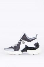 Sneaker THELMA in Grau/Weiß