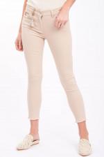 Jeans CINQ CUT in Beige