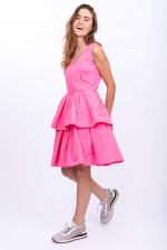 Princess-Kleid ELISEA in Pink