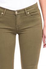 Jeans THE SKINNY in Oliv