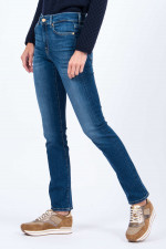 Jeans THE STRAIGHT BAIR DUCHESS in Mittelblau