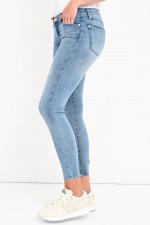 Jeans THE SKINNY CROP in Hellblau