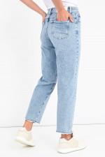 Jeans THE MODERN STRAIGHT in Hellblau