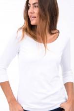 Shirt ROSE in Weiß