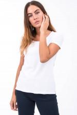 T-Shirt RIA in Weiß