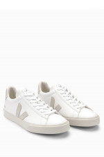 Nachhaltiger Sneaker CAMPO in Weiß/Sand