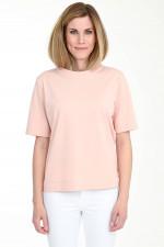 Basic T-Shirt in Rosa