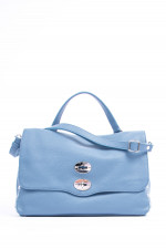 Handtasche POSTINA MEDIUM in Blau