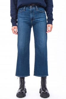 Jeans-Culotte ETTA in Dunkelblau