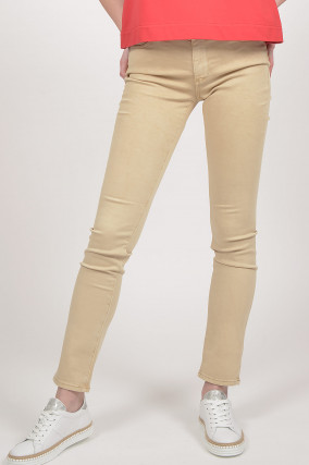 Hose THE PRIMA in Beige
