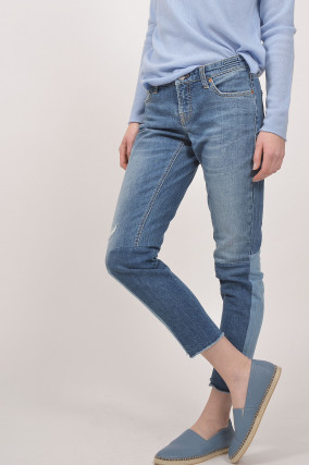 Jeans LAURIE in Blau