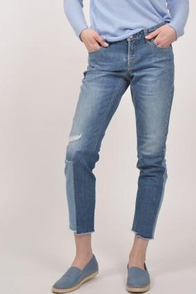 Jeans LAURIE in Blau