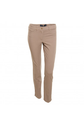 Hose IMPERIA in Taupe